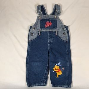 Pooh Sports Overalls